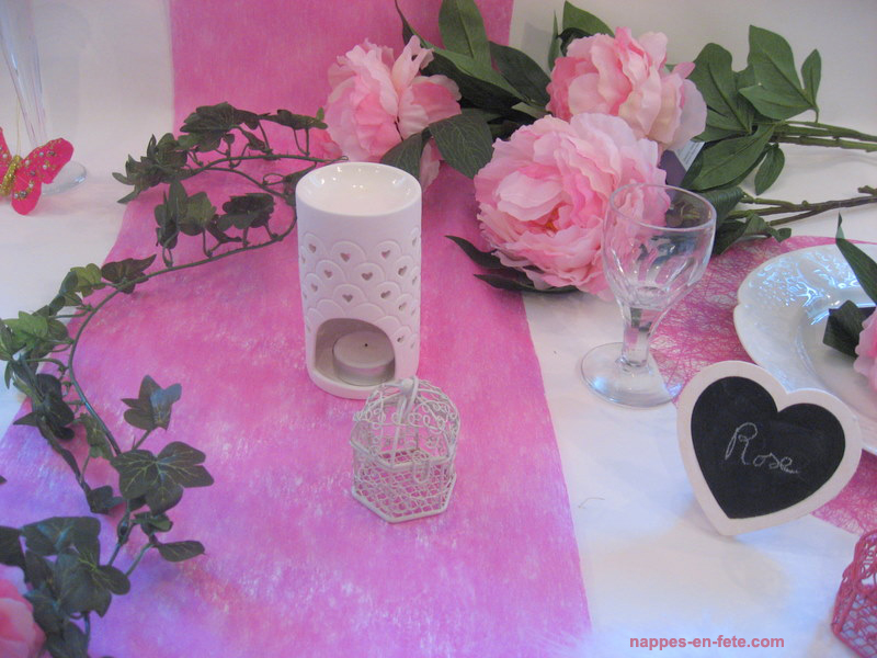 Decoration mariage rose pale et gris id es et d for Rose pale et gris