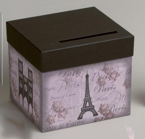 urne tirelire thème paris